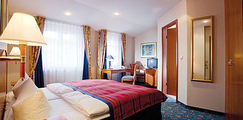 Zimmer Hotel Johannishof Wernigerode