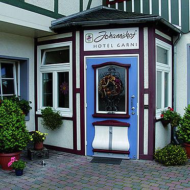 Hotel Johannishof Wernigerode