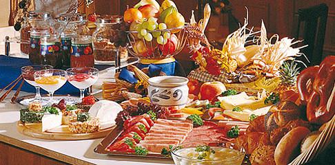 Frühstück Hotel Johannishof Wernigerode